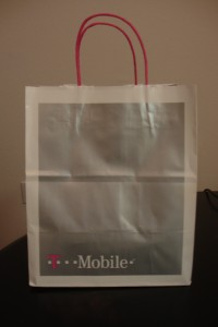 T-Mobile bag