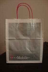 T-Mobile bag