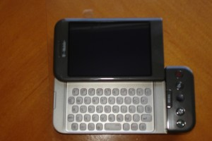 T-mobile G1 keyboard